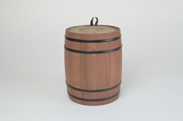 FUKUKITARU ミニ樽 茶