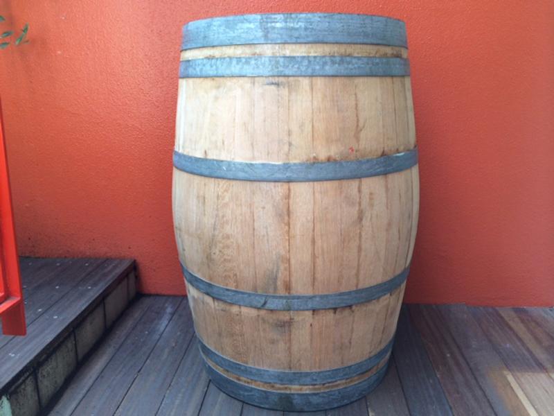 ワイン樽(新樽)スペイン産・大タイプ