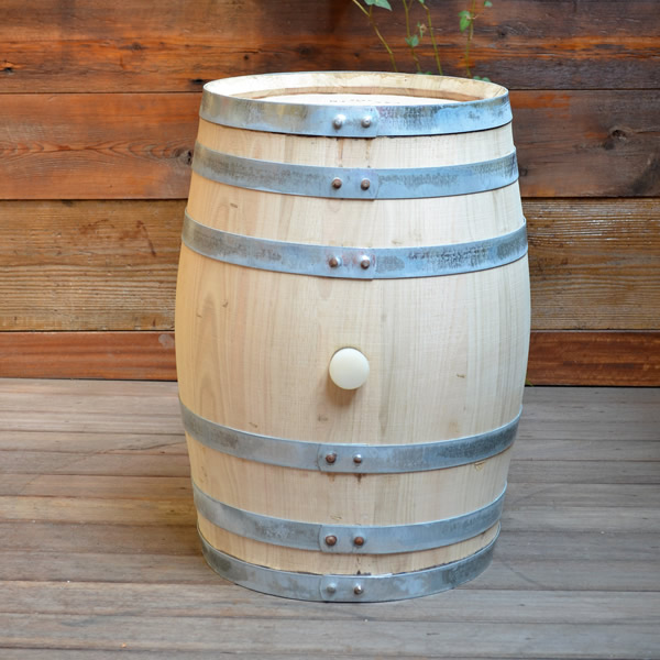 <big><strong>ワイン樽(新樽)<br/>スペイン産・小タイプ(winebarrels)</big></strong>