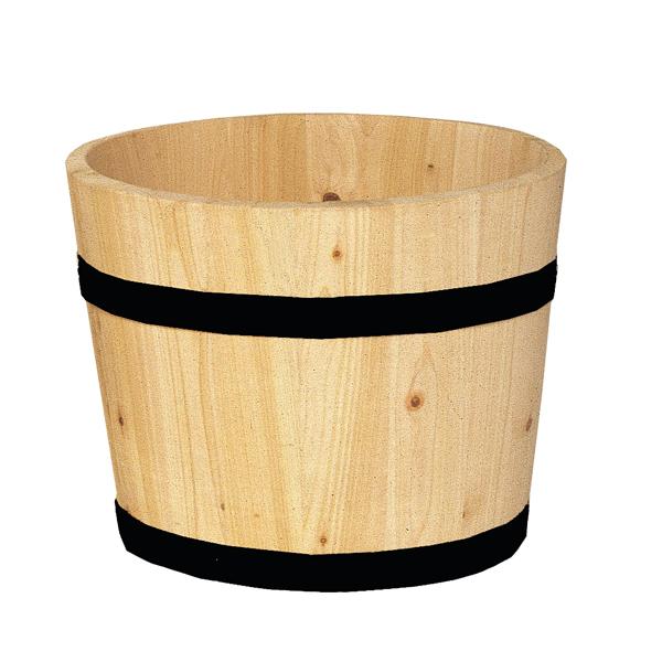 ヒノキ材ゴールド帯 ヒノキ材 開運桶|樽販売・ディスプレイ樽 什器・木樽 販売・タル・たる・中古